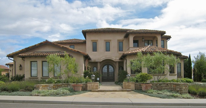 Cottrell Custom home designs